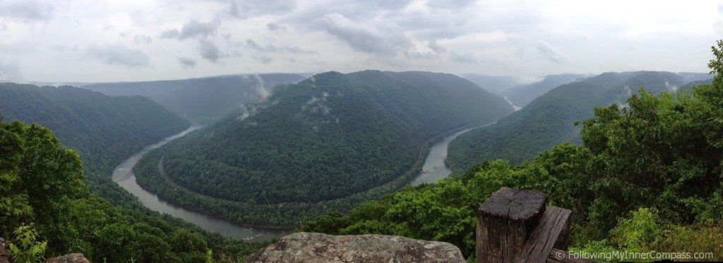 New River Gorge National River in West Virginia