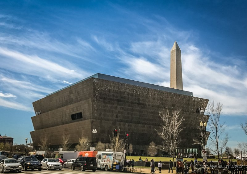 Visiting the New National Museum of African American History and Culture (NMAAHC) in DC