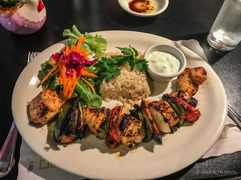 Indulging in Delicious Turkish Food at Anatolian Bistro in Herndon, Virginia
