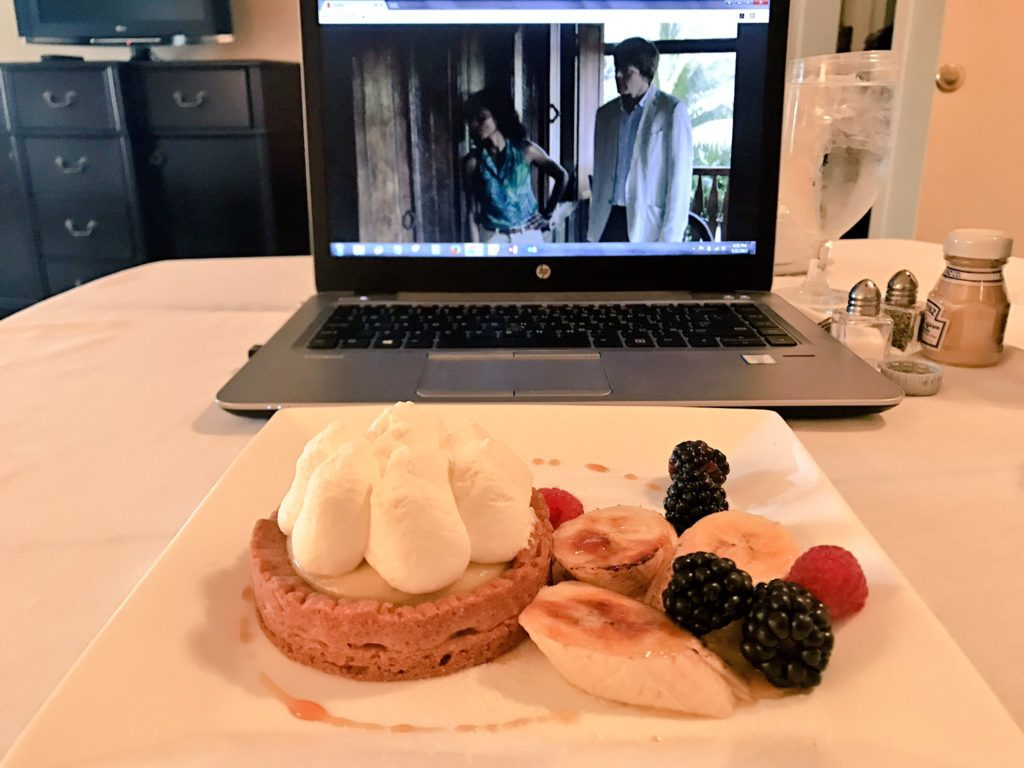Omni DC room service and netflix