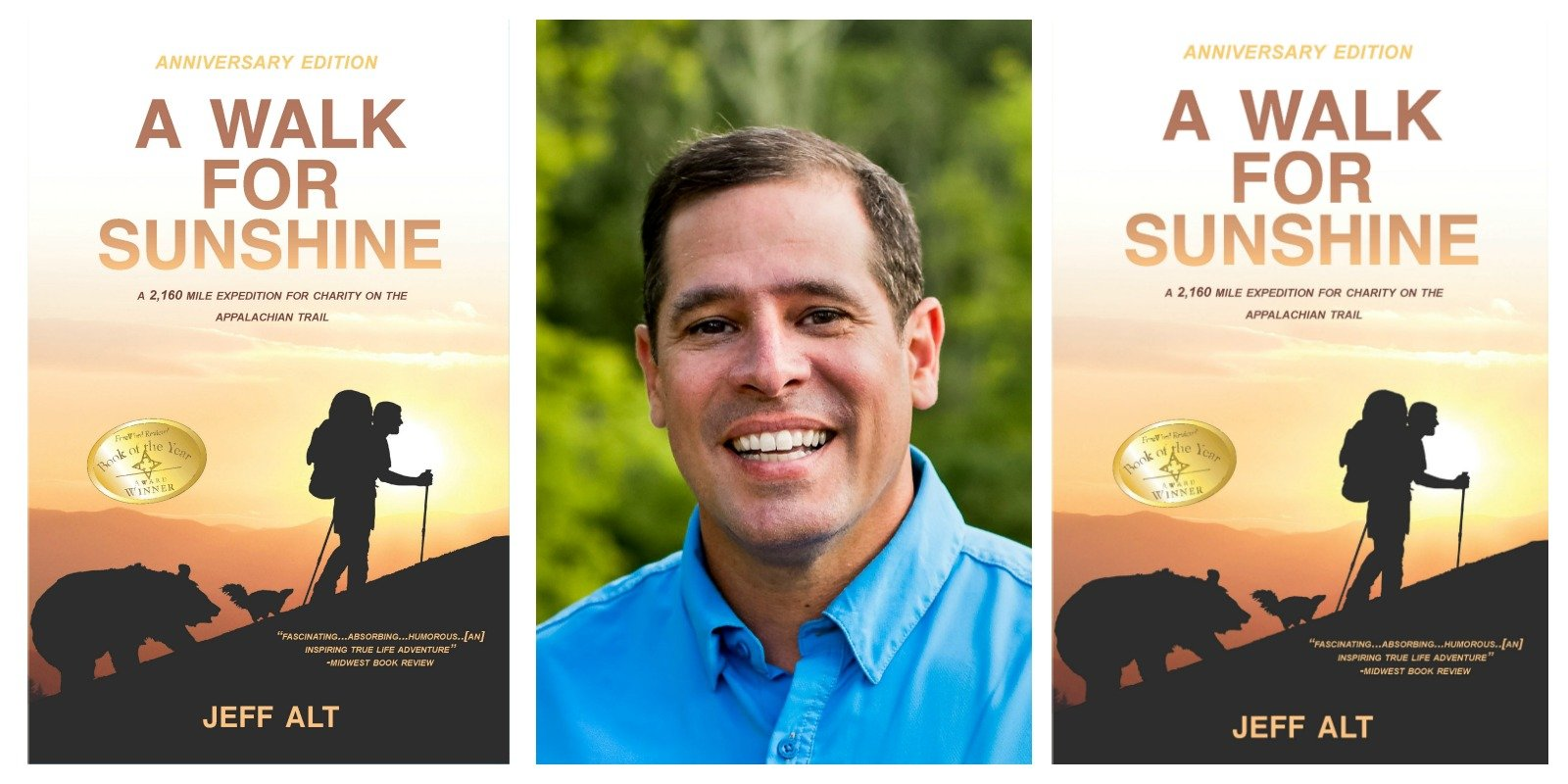 A Review of A Walk for Sunshine by Jeff Alt