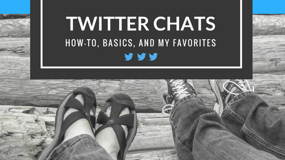 What is a twitter chat and why should I participate?