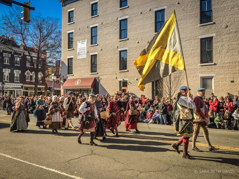 Tips for Attending the Scottish Christmas Walk Parade in Alexandria, Virginia