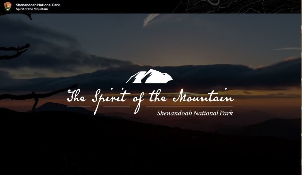 Spirit of the Mountain: The Story of Shenandoah National Park