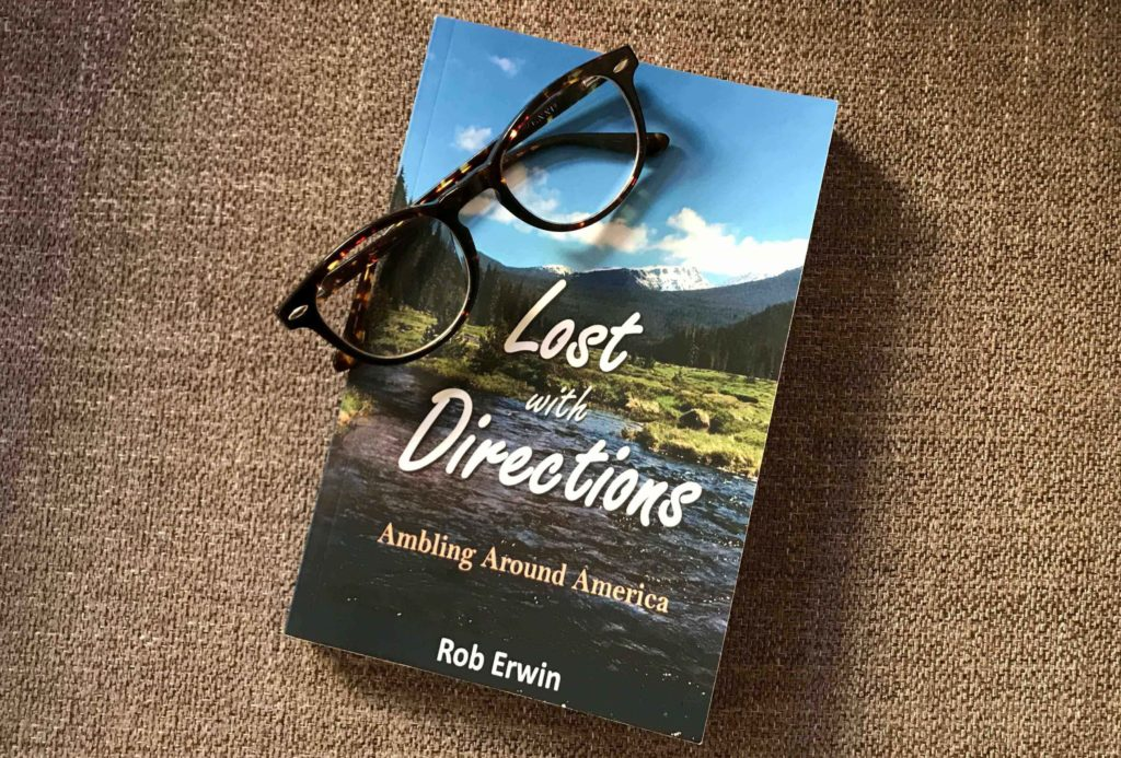 Lost With Directions by Rob Erwin