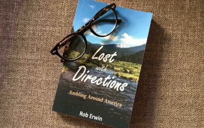 A Review of Lost With Directions by Rob Erwin