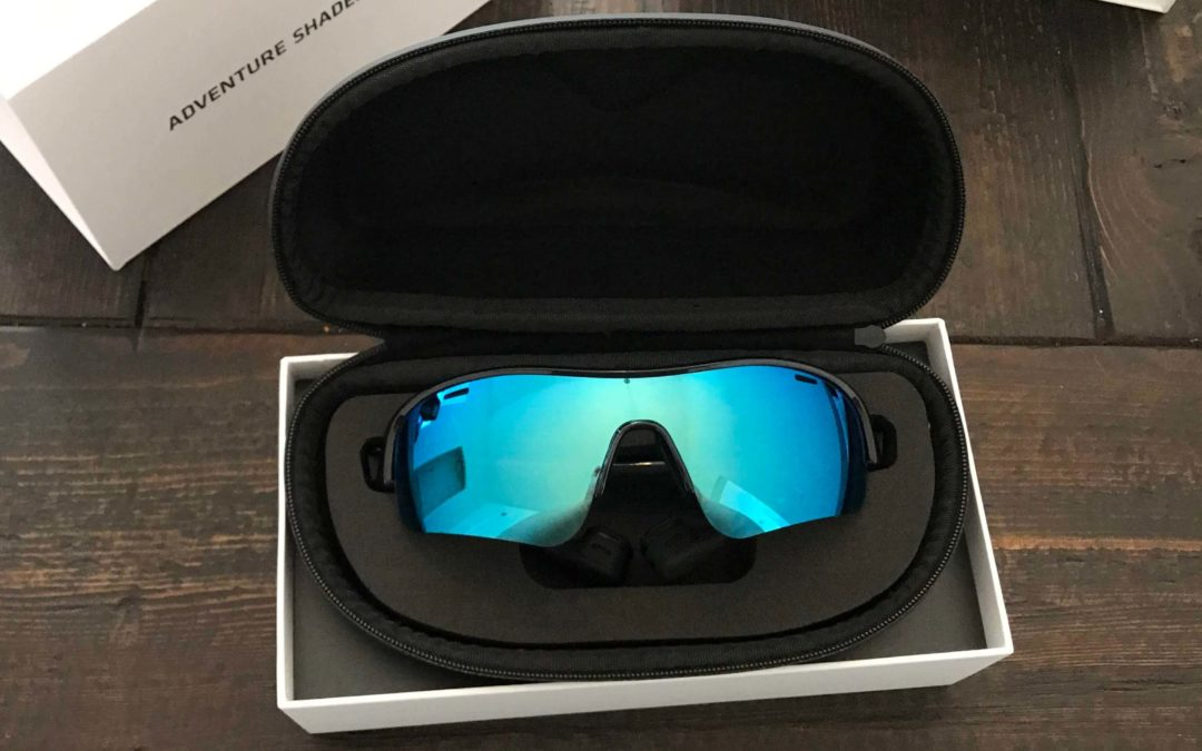 Review of Optishokz Revvez Bone Conducting Sunglasses