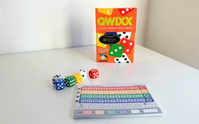 Qwixx – A Fast Family Dice Game Review
